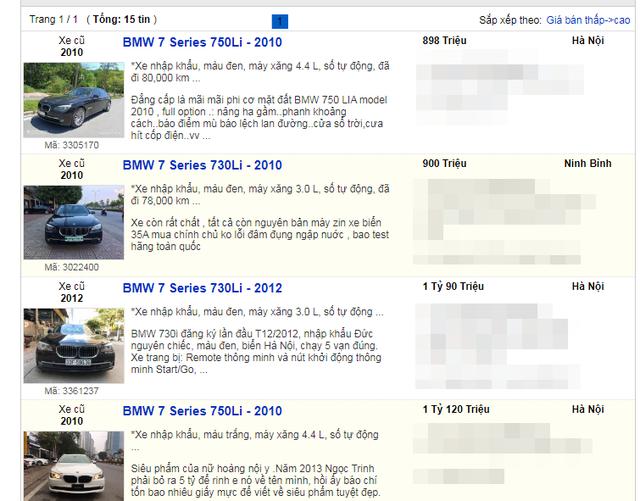 Xe sang cũ, mới đồng loạt hạ giá: Hết thời làm giá, quay về vét khách xe cỏ - 2