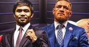 """Pacquiao thượng đài với McGregor: Thêm một trận """"siêu kinh điển"""" khác?"""