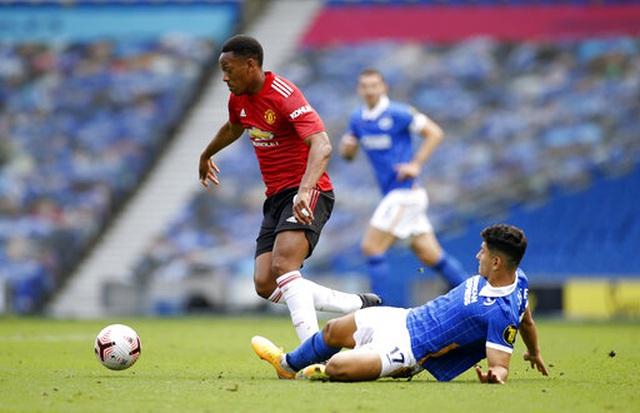 Brighton 2-3 Man Utd: Chiến thắng kịch tính - 3