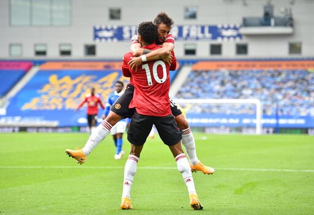 Brighton 2-3 Man Utd: Chiến thắng kịch tính - 8