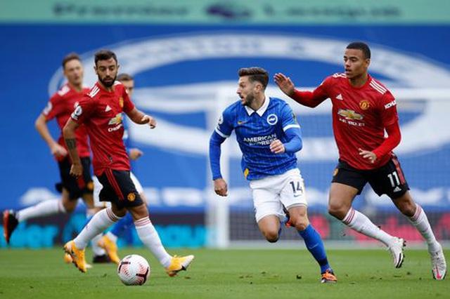 Brighton 2-3 Man Utd: Chiến thắng kịch tính - 16
