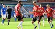 Brighton 2-3 Man Utd: Chiến thắng kịch tính
