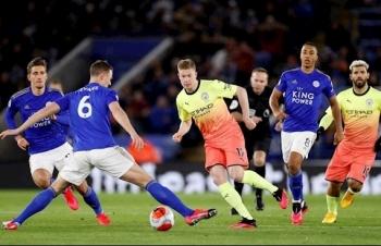 Link xem trực tiếp Man City vs Leicester (Ngoại hạng Anh), 22h30 ngày 27/9