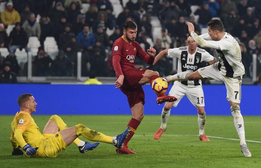Link xem trực tiếp bóng đá AS Roma vs Juventus (Serie A), 1h45 ngày 28/9