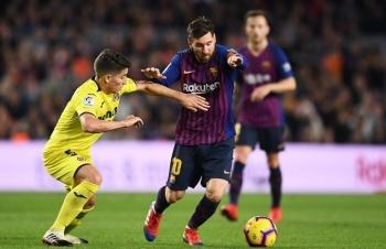 Xem trực tiếp Barcelona vs Villarreal ở đâu?
