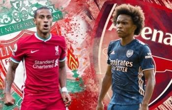 Vòng 3 Ngoại hạng Anh 2020-2021: Xem trực tiếp Liverpool vs Arsenal ở đâu?