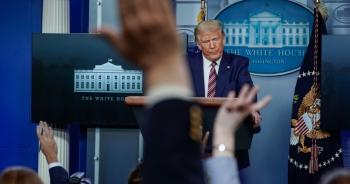 """Bị tố """"không nộp thuế thu nhập"""" của 10/15 năm, Tổng thống Trump phủ nhận"""