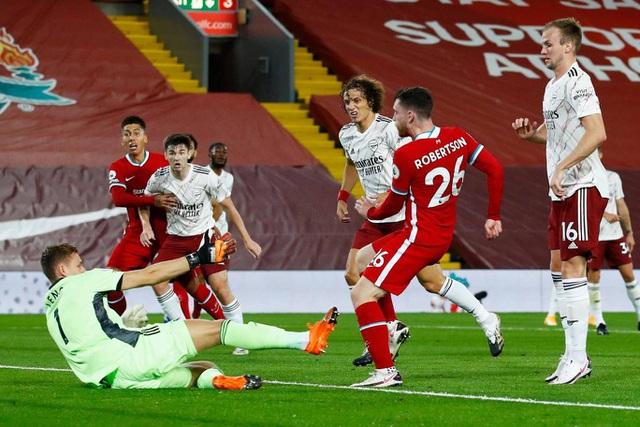 Liverpool 3-1 Arsenal: Bản lĩnh của nhà vô địch - 4