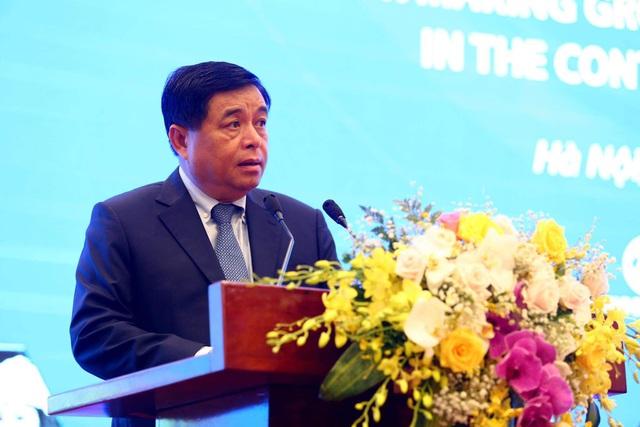 Bộ trưởng Nguyễn Chí Dũng: Việt Nam phải có tư duy vượt lên, không đi theo - 1