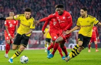 Link xem trực tiếp Bayern vs Dortmund (Siêu Cup Đức), 1h30 ngày 1/10