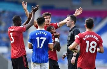 Link xem trực tiếp Brighton vs Man Utd (Cup Liên đoàn Anh), 1h45 ngày 1/10