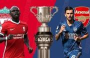Xem trực tiếp bóng đá Liverpool vs Arsenal ở đâu?