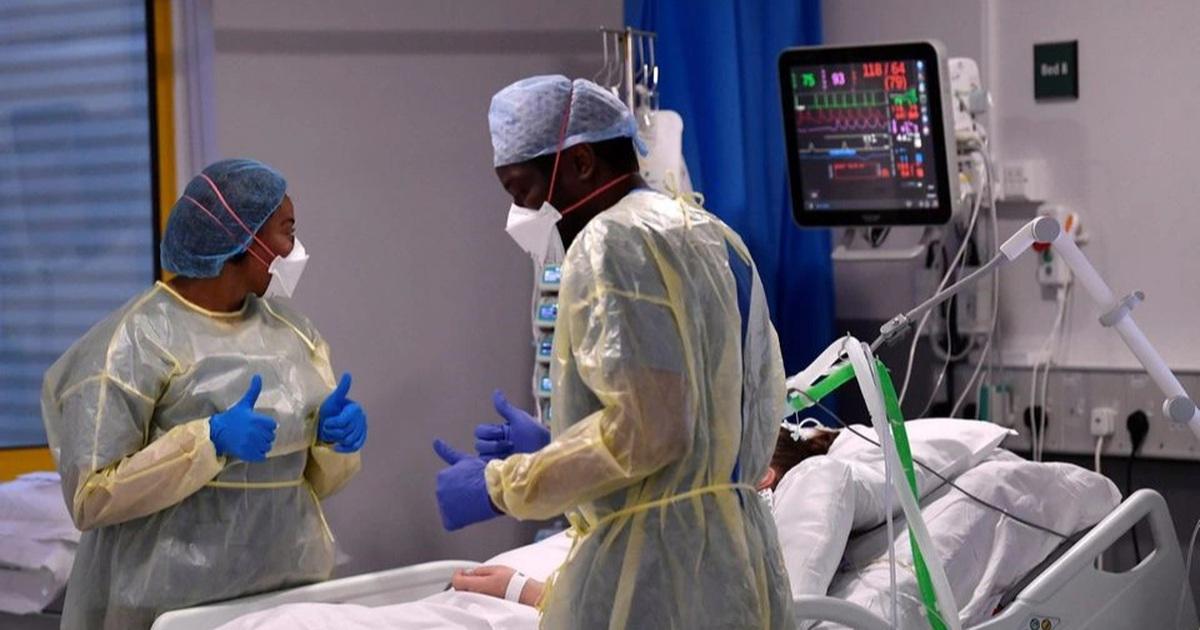 Người nhiễm biến chủng Delta nguy cơ nhập viện cao gấp đôi