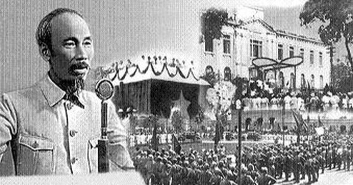 Ngày lễ Độc lập 2/9/1945 trong mắt một nhân chứng người Mỹ đặc biệt