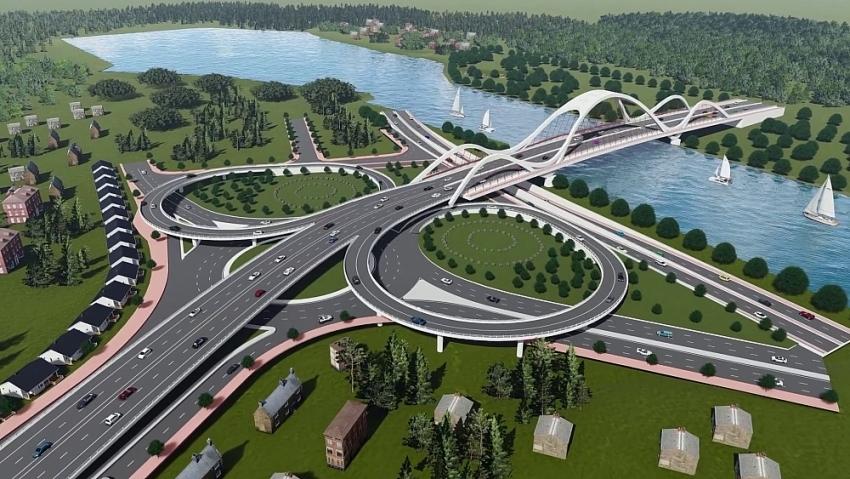 Lập Hội đồng thẩm định Báo cáo tiền khả thi Dự án cao tốc Châu Đốc - Cần Thơ - Sóc Trăng