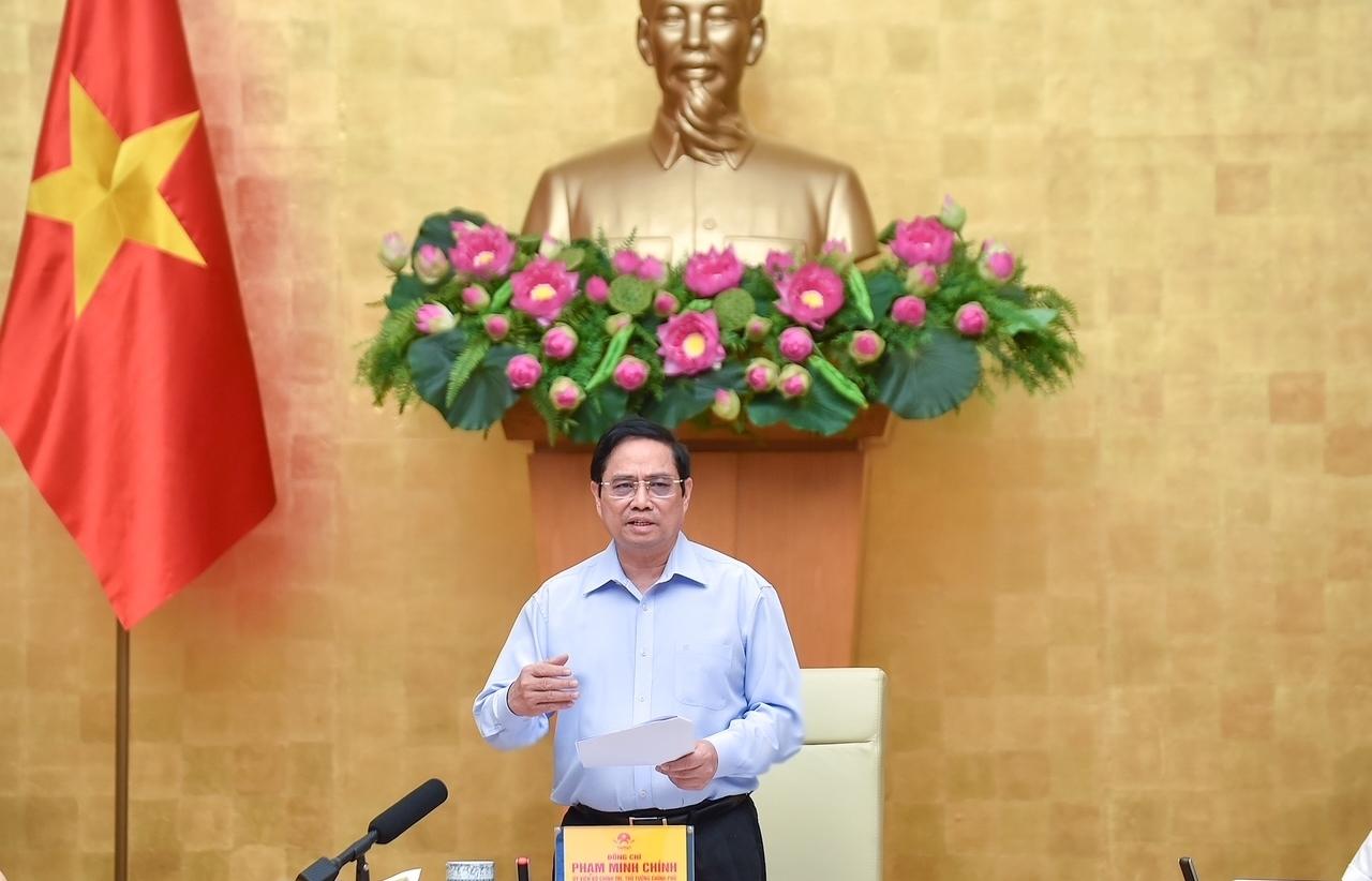 Thủ tướng: Để ngăn chặn vi phạm trong khai thác hải sản, phải phát huy vai trò của cấp xã, phường