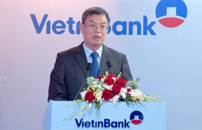Ông Trần Minh Bình giữ chức Bí thư Đảng ủy, Chủ tịch HĐQT VietinBank