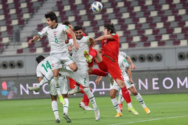 Cục diện hai bảng đấu vòng loại thứ ba World Cup khu vực châu Á - 2