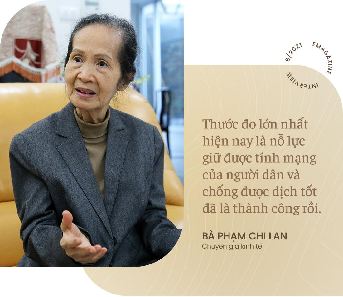 Bà Phạm Chi Lan: Không thể vin cớ Covid-19 mà đình hoãn cải cách kinh tế - 5