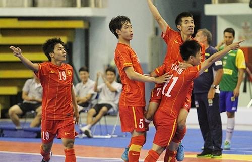 Link xem trực tiếp Futsal Việt Nam vs Futsal Brazil (World Cup Futsal 2021), 22h ngày 13/9