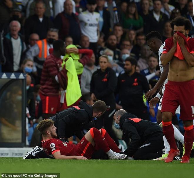Lĩnh cú vào bóng triệt hạ, ngôi sao Liverpool chấn thương kinh hoàng - 3