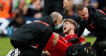 Lĩnh cú vào bóng triệt hạ, ngôi sao Liverpool chấn thương kinh hoàng