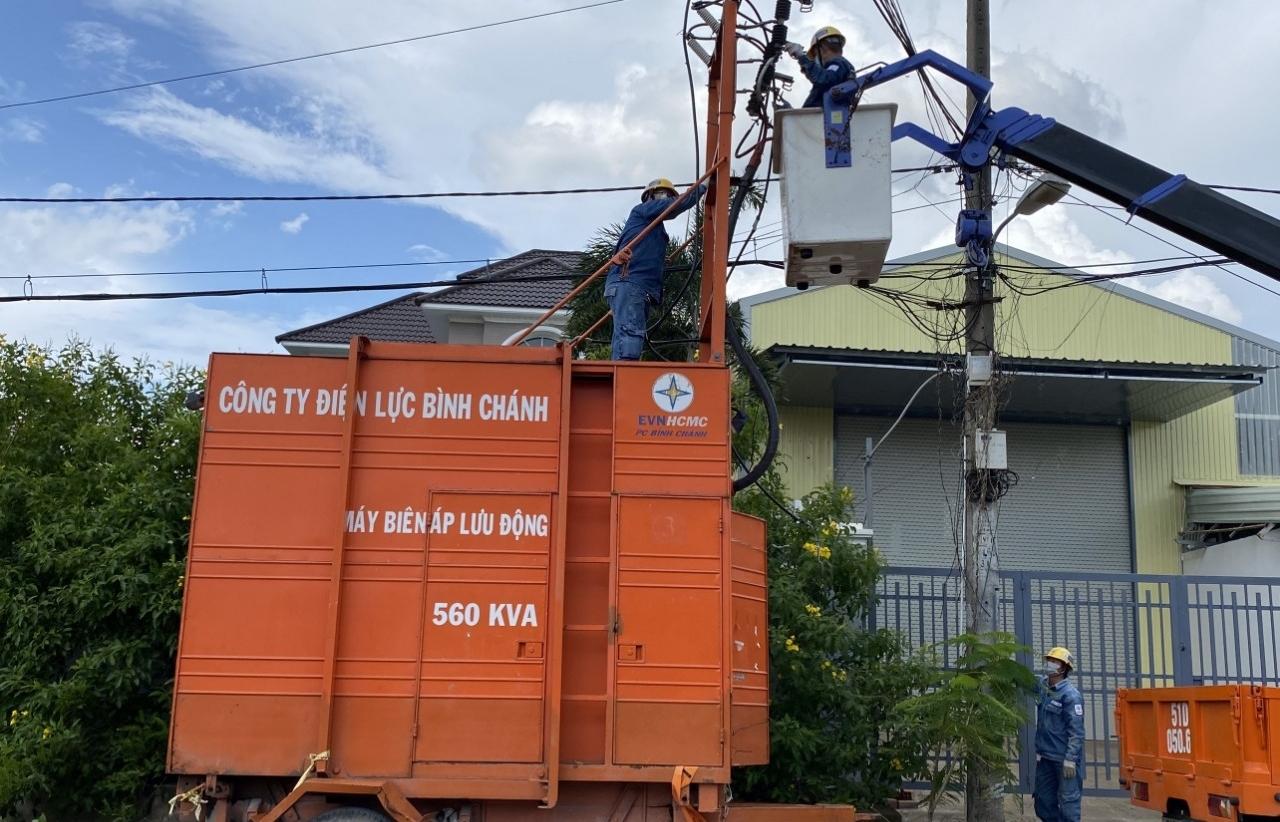EVNHCMC giảm tiền điện đợt 5 khoảng 100 tỉ đồng