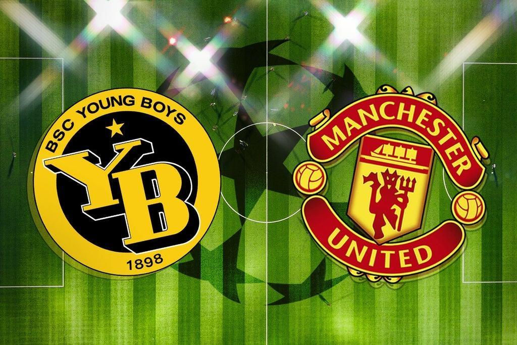 Xem trực tiếp Young Boys vs Man Utd ở đâu?