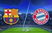 Xem trực tiếp Barcelona vs Bayern ở đâu?