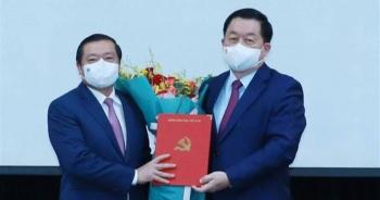 Ông Lại Xuân Môn làm Phó Trưởng Ban Tuyên giáo Trung ương
