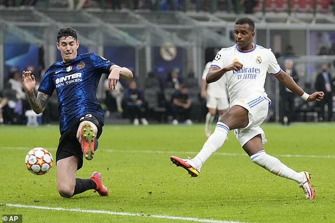 Real Madrid tiếp tục khiến Inter Milan ôm hận ở Champions League - 3