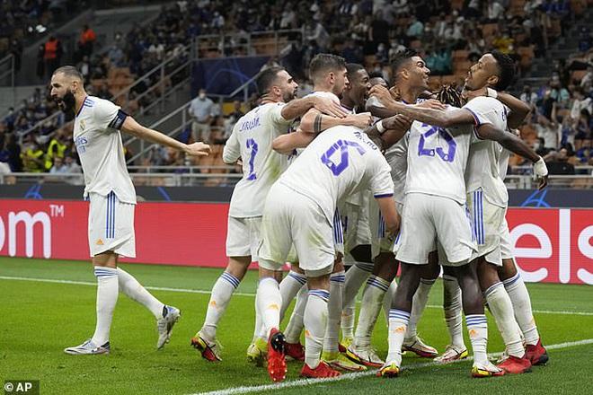 Real Madrid tiếp tục khiến Inter Milan ôm hận ở Champions League - 4