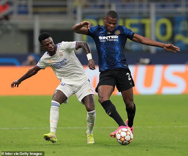 Real Madrid tiếp tục khiến Inter Milan ôm hận ở Champions League - 2