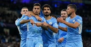 Man City bất ngờ thắng đậm 6-3 trước RB Leipzig