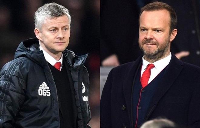 Sếp lớn Man Utd tuyên bố thẳng về tương lai của HLV Solskjaer