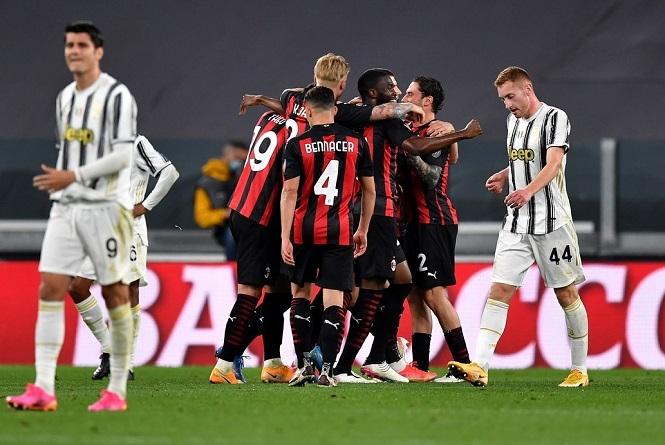 Link xem trực tiếp Juventus vs AC Milan (Serie A), 1h45 ngày 20/9