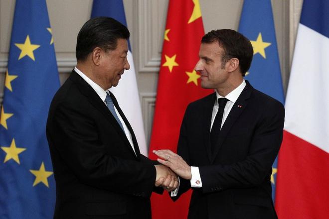 Đồng minh Pháp - Mỹ rạn nứt, Trung Quốc có thể ngư ông đắc lợi? - 2