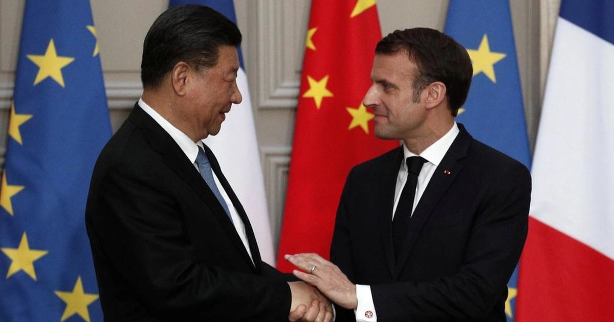 """Đồng minh Pháp - Mỹ rạn nứt, Trung Quốc có thể """"ngư ông đắc lợi""""?"""