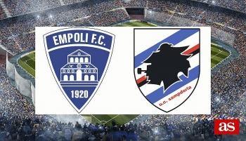 Link xem trực tiếp Empoli vs Sampdoria (Serie A), 17h30 ngày 19/9