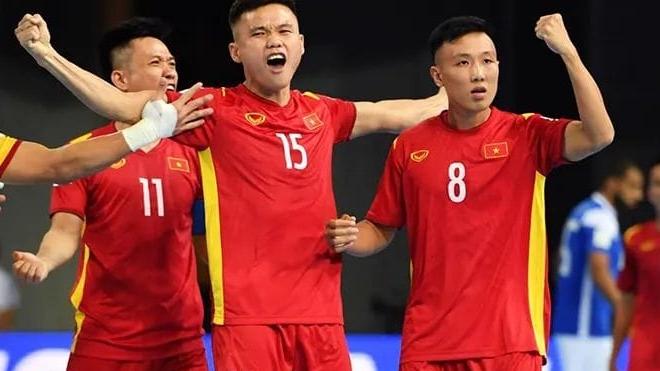 Link xem trực tiếp Futsal Séc vs Futsal Việt Nam (World Cup Futsal 2021), 20h ngày 19/9
