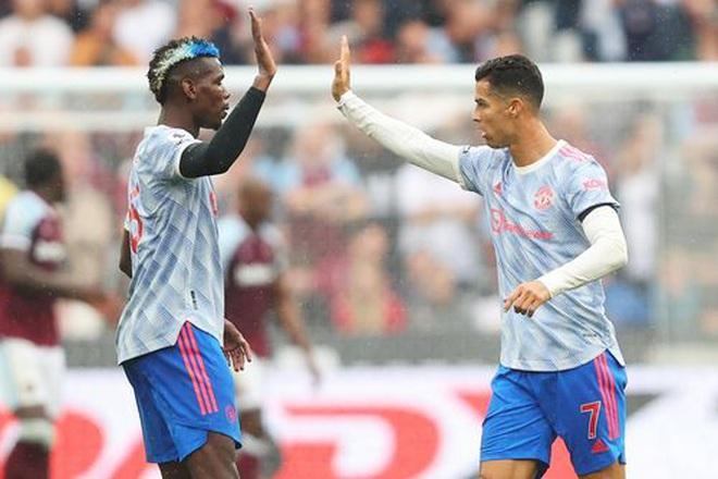 West Ham 1-2 Man Utd: Ronaldo tiếp tục thăng hoa, De Gea hóa siêu nhân - 1