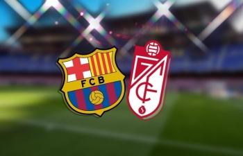 Link xem trực tiếp Barcelona vs Granada (La Liga), 2h ngày 21/9