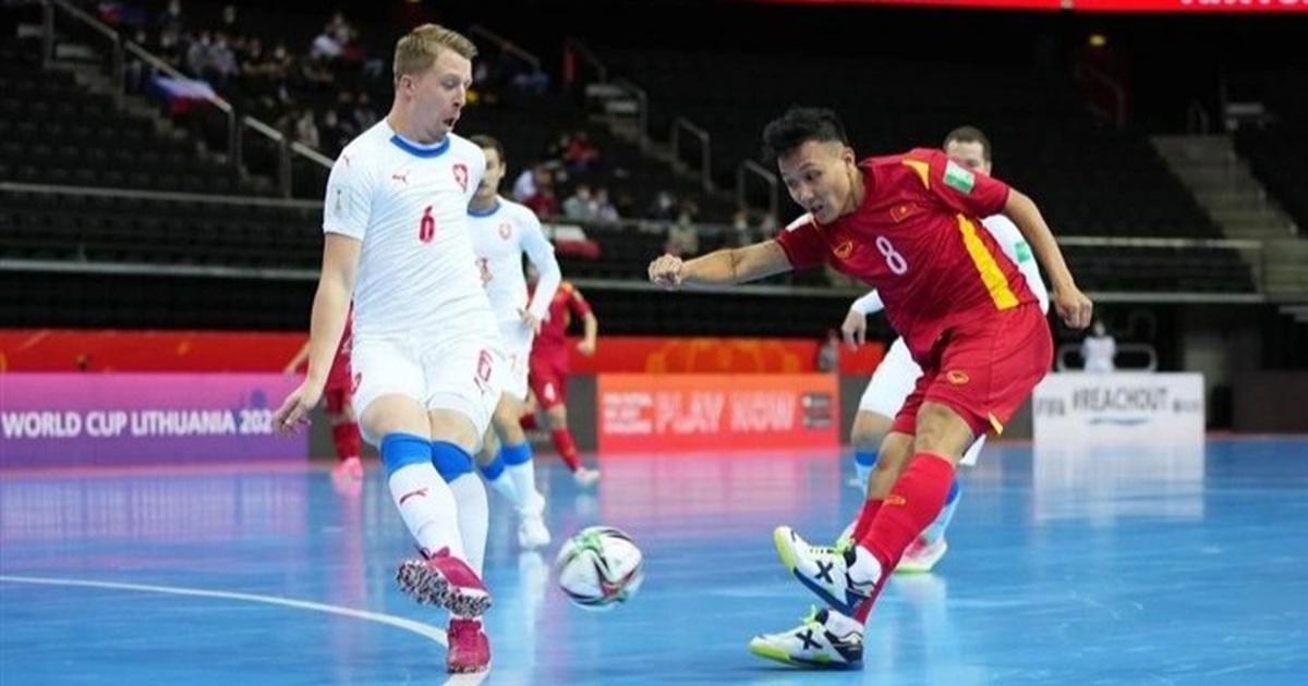 Đội tuyển futsal Việt Nam sẽ gặp đối thủ nào ở vòng 1/8 World Cup?