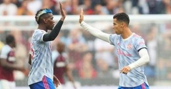 "West Ham 1-2 Man Utd: Ronaldo tiếp tục thăng hoa, De Gea hóa ""siêu nhân"""