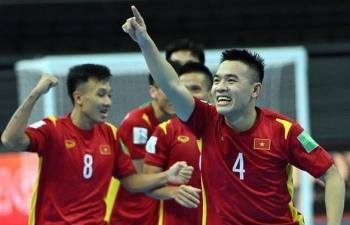 Link xem trực tiếp Futsal Việt Nam vs Futsal Nga (World Cup Futsal 2021), 21h30 ngày 22/9