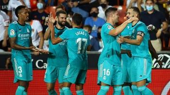 Link xem trực tiếp Real Madrid vs Mallorca (La Liga), 3h ngày 23/9
