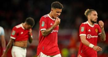 Vắng Ronaldo, Man Utd thua đau đớn trước West Ham