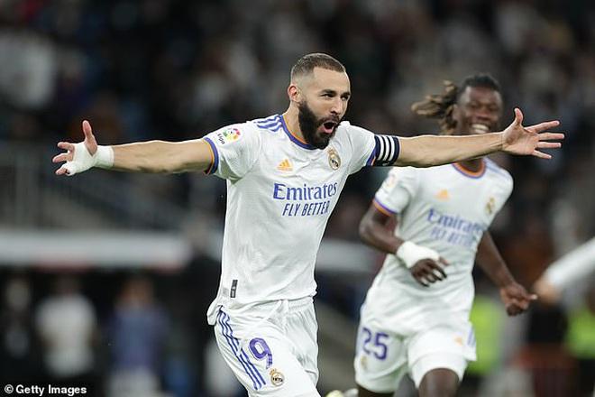 Thắng với tỷ số tennis, Real Madrid tiếp tục dẫn đầu La Liga - 8