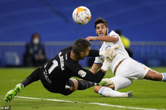 Thắng với tỷ số tennis, Real Madrid tiếp tục dẫn đầu La Liga - 2