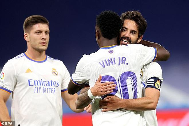 Thắng với tỷ số tennis, Real Madrid tiếp tục dẫn đầu La Liga - 7